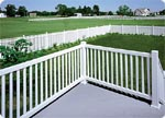 Fencing for estates and Parkland