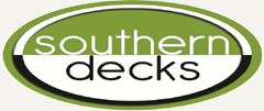 Southern Decks Vinyl Plastic Decking for Caravans, Static Caravans, Mobile Homes, Holiday Homes and Lodges Logo